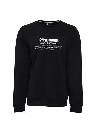 Hummel Numas Sweatshırt Siyah